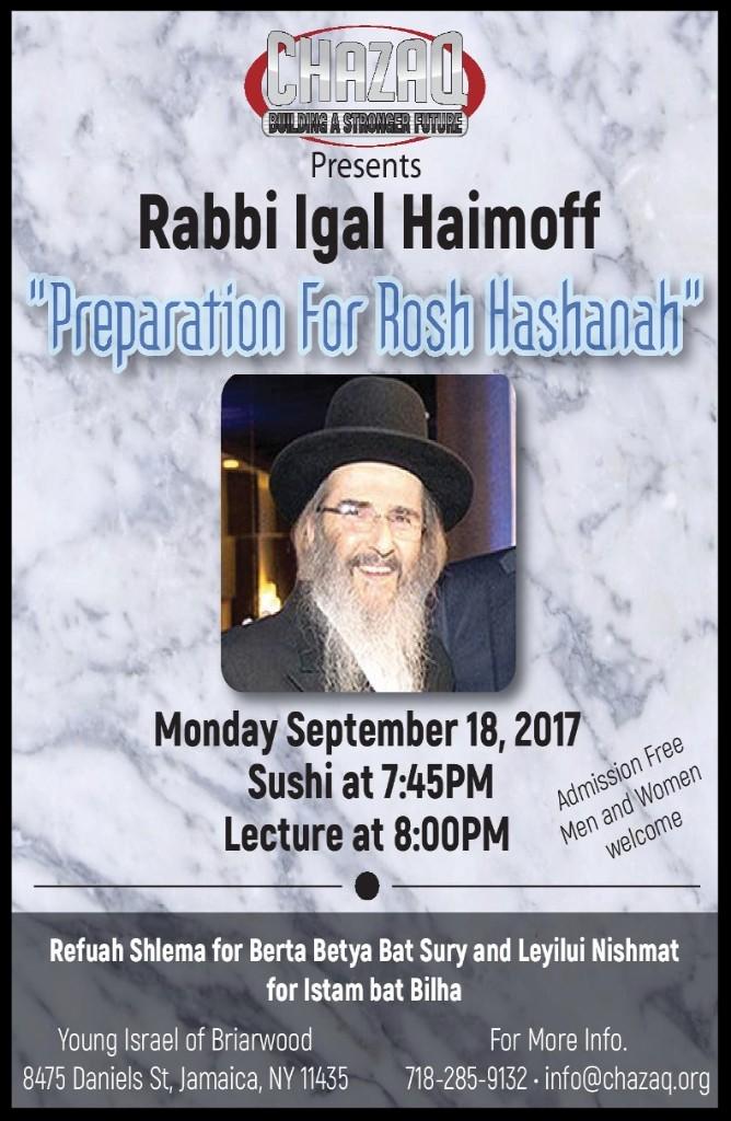 Rabbi Haimoff