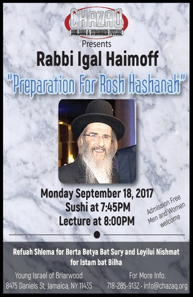 Rabbi Haimoff