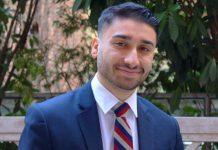 Jewish Activism to Grad Honors for David Aronov