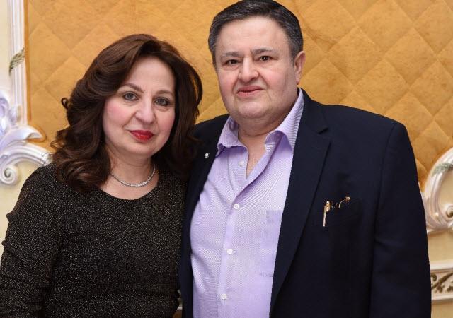 David & Rivka Mierov